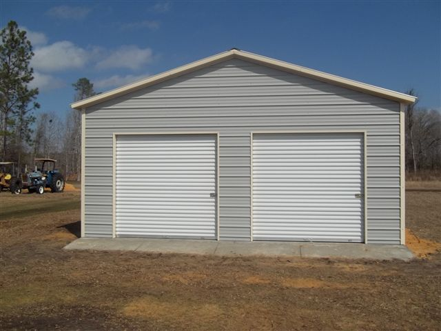 Barn shed and carport direct blog for 2 car garage shed