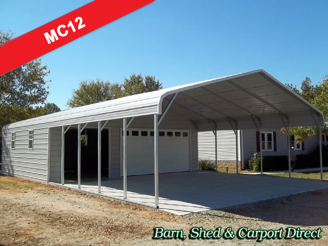 All products barn shed carpot direct metal carports for Garages and carports