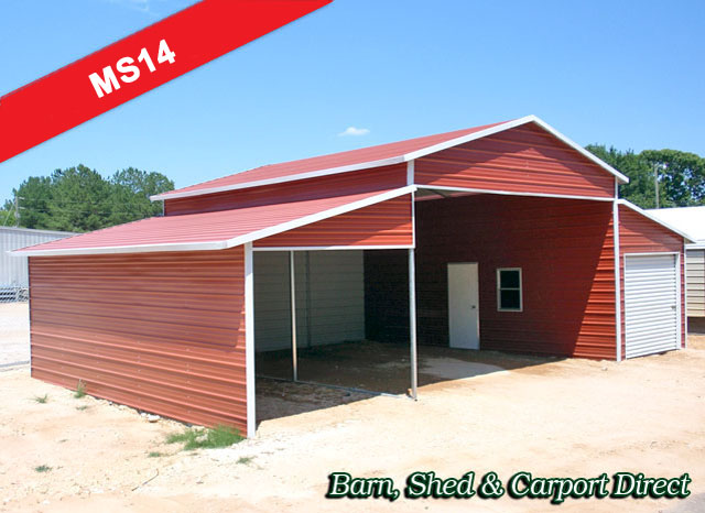 Metal Sheds Barn Shed Carpot Direct Metal Carports